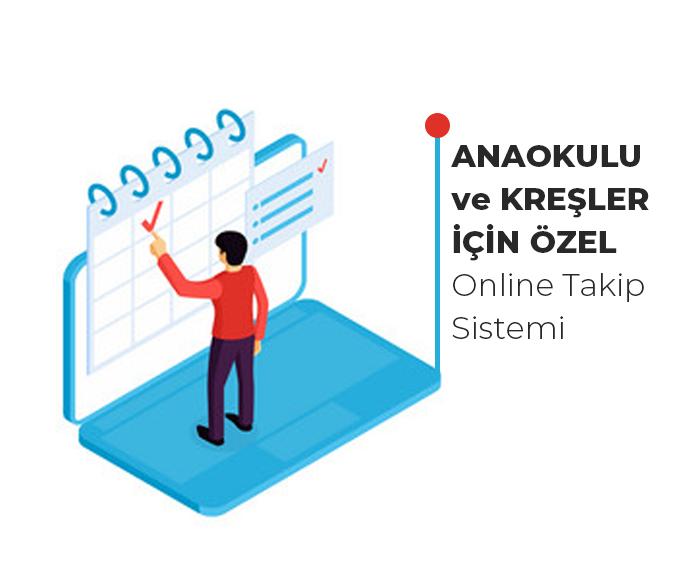Anaokulu & Kreş Takip Sistemi