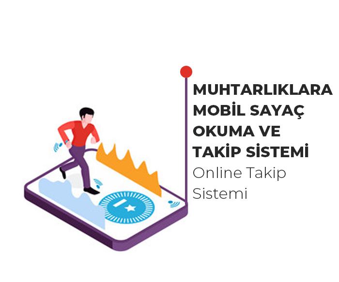 Muhtarlıklara Özel Online Sayaç Okuma Programı Paketi