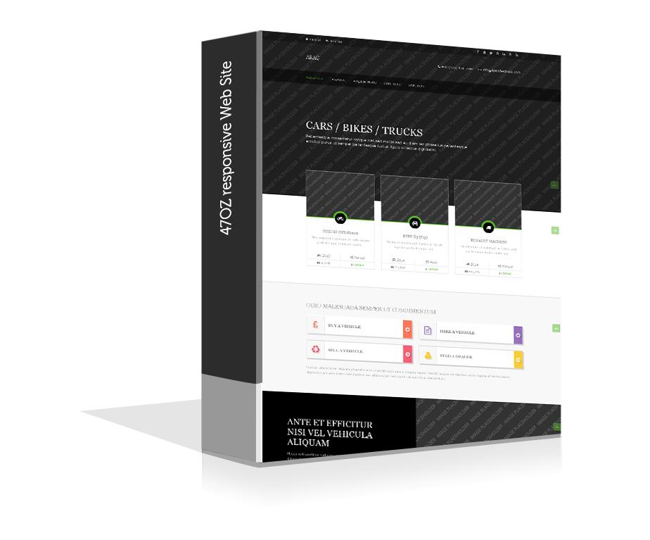 Paket Web Sitesi - arac