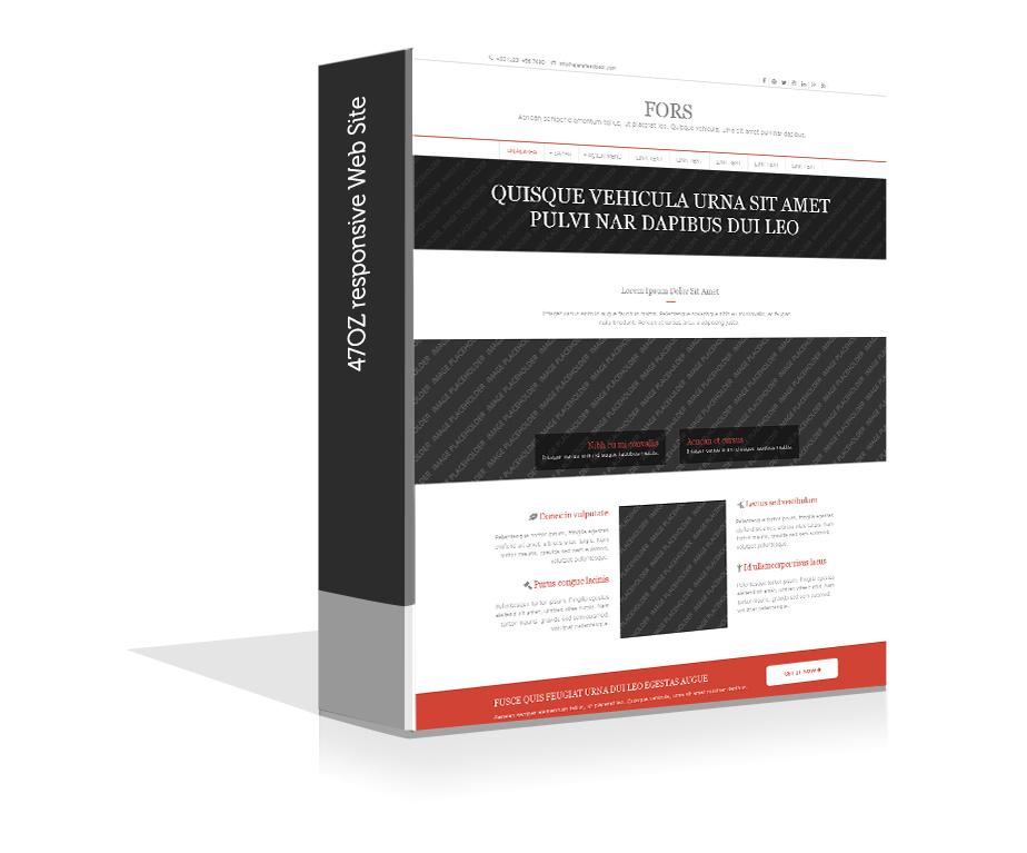 Paket Web Sitesi - Fors