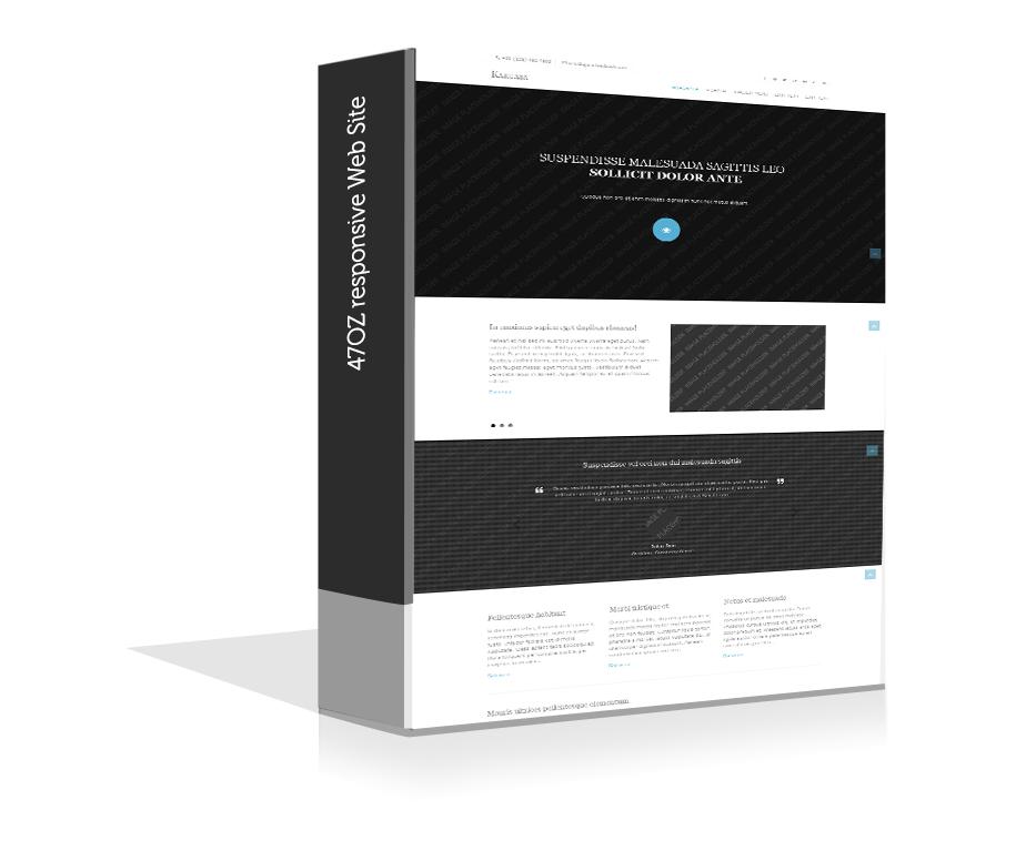 Paket Web Sitesi - Kargaşa
