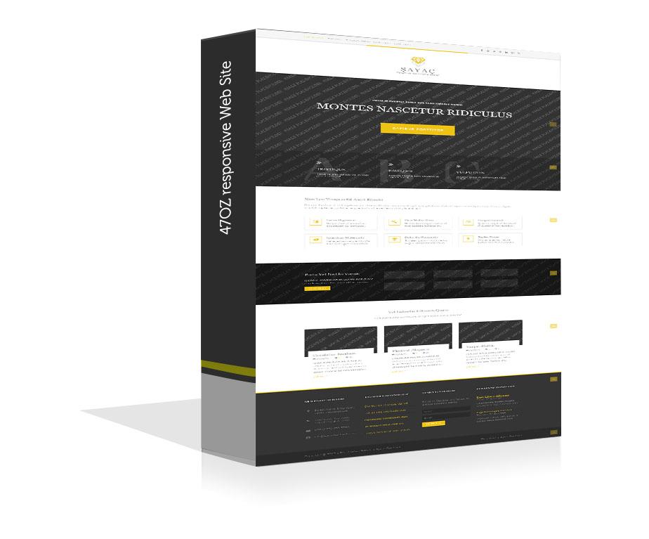 Paket Web Sitesi - Sayaç