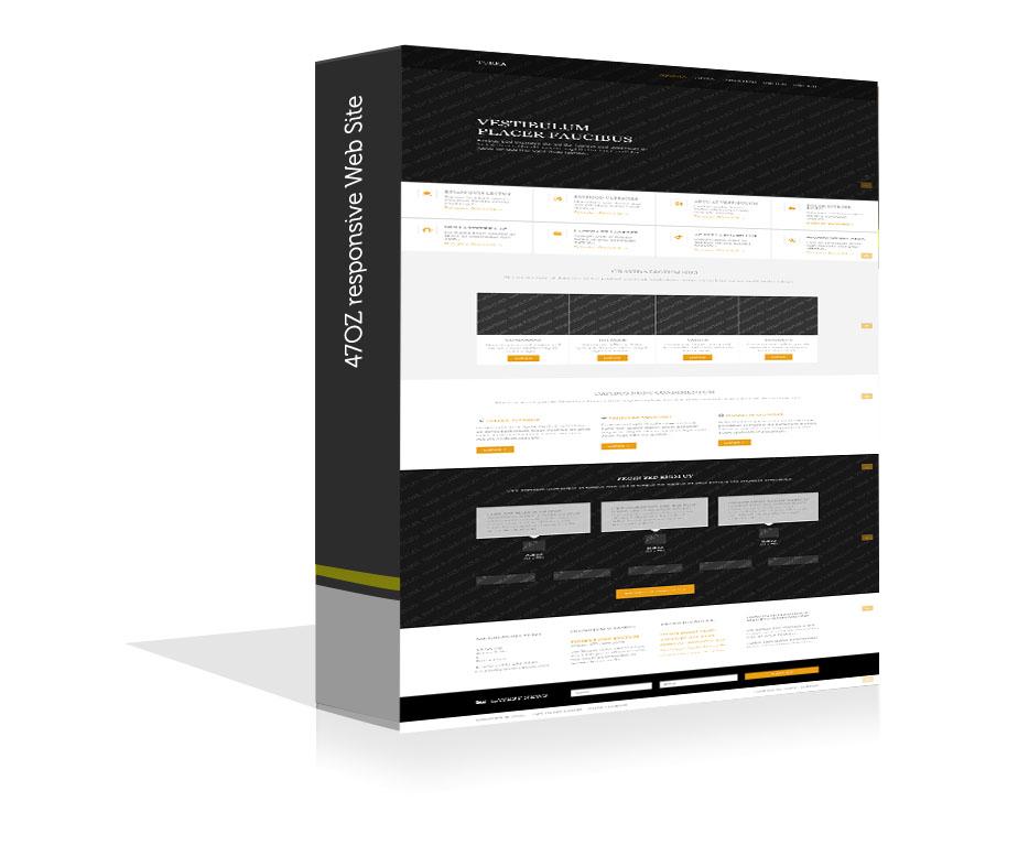 Paket Web Sitesi - Turka
