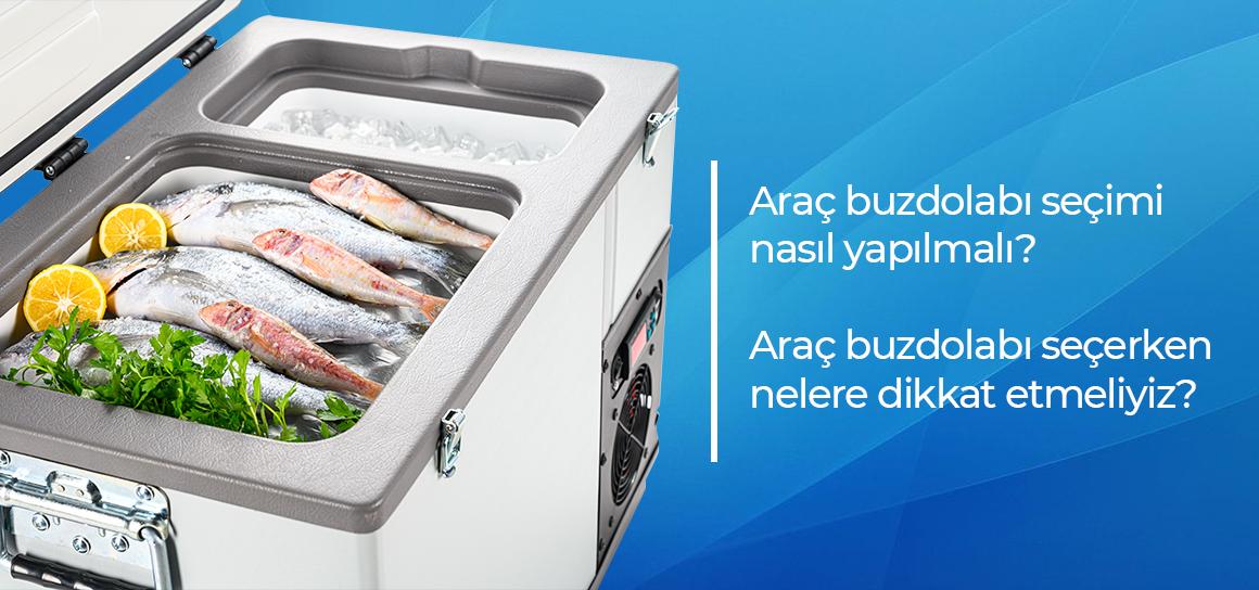 Araca uygun oto buzdolabı seçimi nasıl yapılır? Araç buzdolabı seçerken nelere dikkat etmeliyiz?