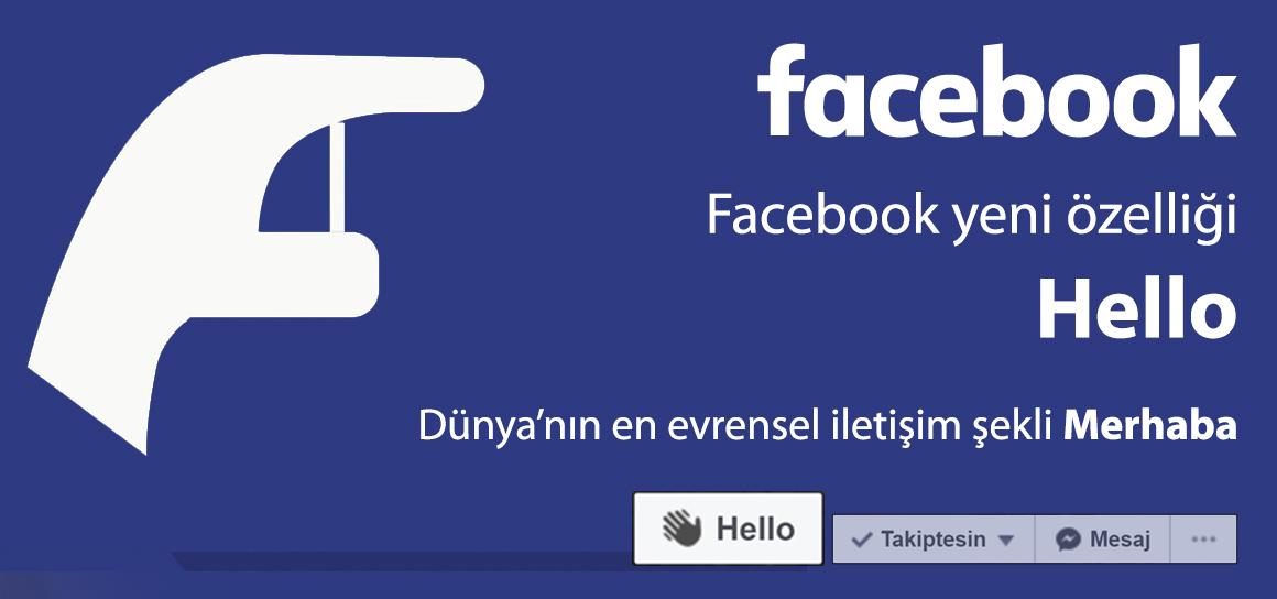 """Facebook Poke """"Dürtme"""" özelliği geri geliyor! Facebook Hello"""