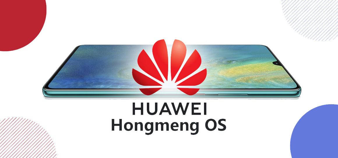 Huawei yeni işletim sistemi Hongmeng OS ile Geliyor!