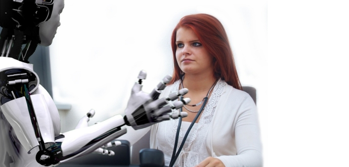 Bir Sonraki İş Görüşmeniz de Sizi Bir Robot Mülakata Alabilir